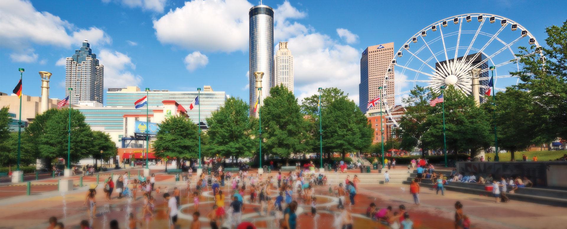 Study In Atlanta