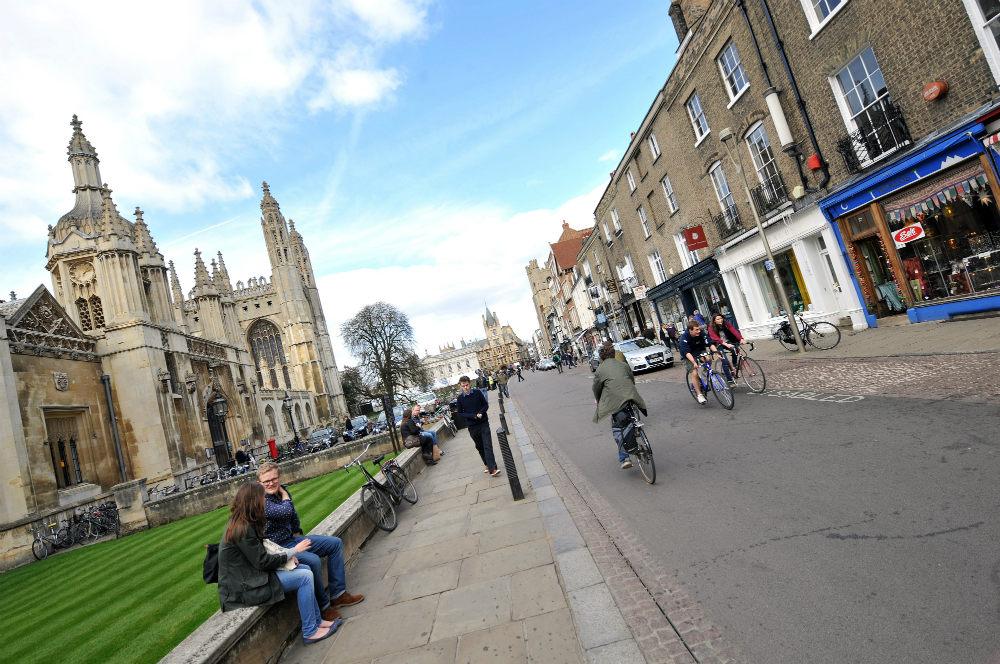 Study in Cambridge